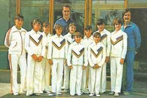 1979 Romanian Team