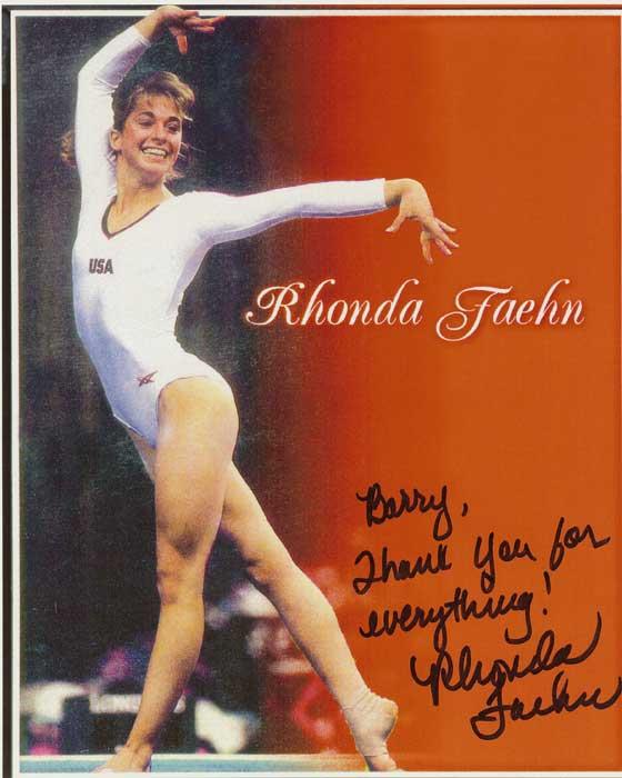 Rhonda Faehn